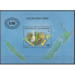 New Caledonia - Blocks and sheets - 1990 - Nb BF 10