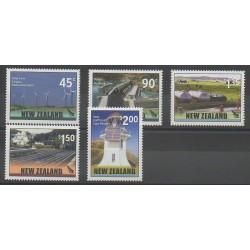 New Zealand - 2006 - Nb 2259/2263 - Environment