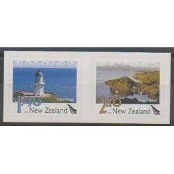 Nouvelle-Zélande - 2012 - No 2797/2798 - Phares