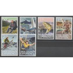 Nouvelle-Zélande - 2011 - No 2748/2753 - Tourisme