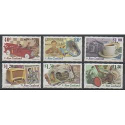 New Zealand - 1999 - Nb 1690/1695