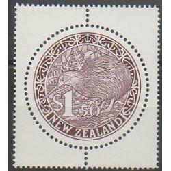 Nouvelle-Zélande - 2002 - No 1914 - Oiseaux