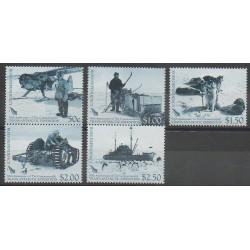Terre de Ross - 2007 - No 110/114 - Polaire