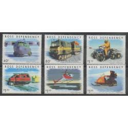 Ross Dependency - 2000 - Nb 72/77 - Polar