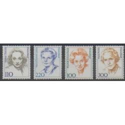 Allemagne - 1997 - No 1769 - 1773 - 1787/1788 - Célébrités