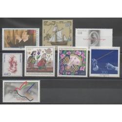 Allemagne - 1998 - No 1851/1858