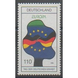 Allemagne - 1998 - No 1817 - Europa