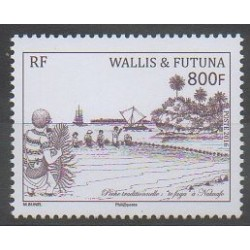 Wallis and Futuna - 2016 - Nb 854A - Sights