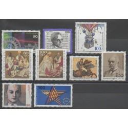 Allemagne - 1992 - No 1468/1476