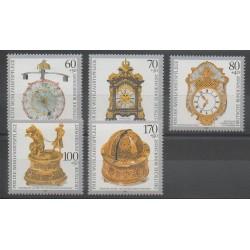 Allemagne - 1992 - No 1463/1467 - Art