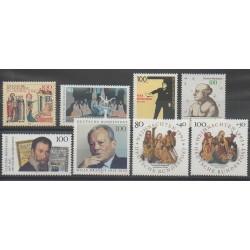 Allemagne - 1993 - No 1533/1540