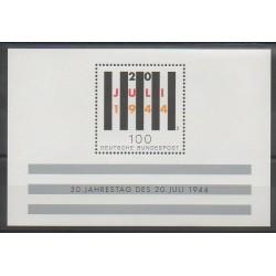 Allemagne - 1994 - No BF28 - Seconde Guerre Mondiale
