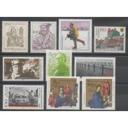Allemagne - 1994 - No 1594/1603