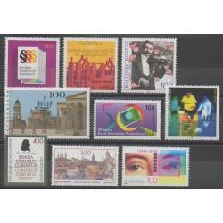 Allemagne - 1996 - No 1706/1714