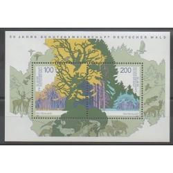 Germany - 1997 - Nb BF37 - Trees