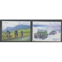 Islande - 2004 - No 994/995 - Tourisme - Europa