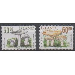 Islande - 2004 - No 999/1000 - Champignons