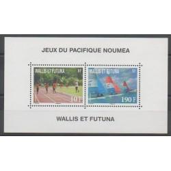 Wallis and Futuna - Blocks and sheets - 2011 - Nb BF26 - Various sports