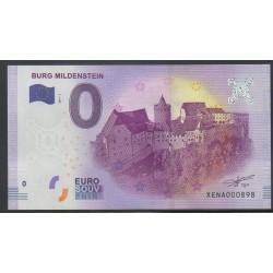 Billet souvenir - Burg Mildenstein - 2017-1