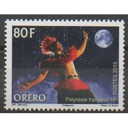 Polynésie - 2015 - No 1089