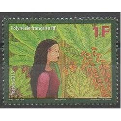 Polynésie - 2015 - No 1088