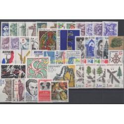 France - 1985 - No 2347/2392