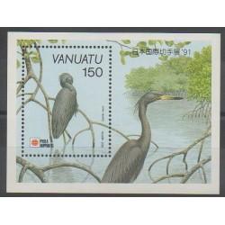 Vanuatu - 1991 - No BF18 - Oiseaux