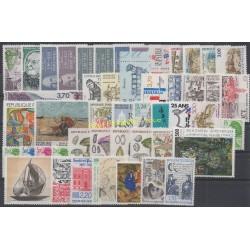 France - 1987 - No 2452/2500