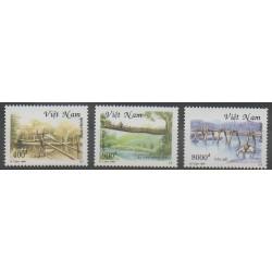 Vietnam - 1994 - No 1498/1500 - Ponts