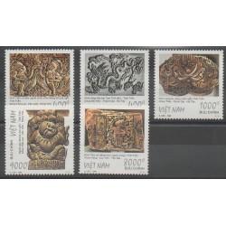 Vietnam - 1998 - No 1772/1776 - Art