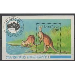 Laos - 1984 - Nb BF83 - Mamals