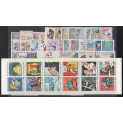 France - 1988 - Nb 2501/2559