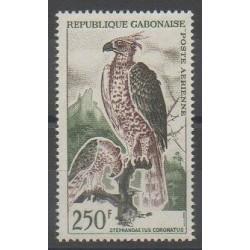 Gabon - 1963 - No PA15A - Oiseaux