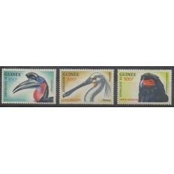 Guinée - 1962 - No PA26/PA28 - Oiseaux