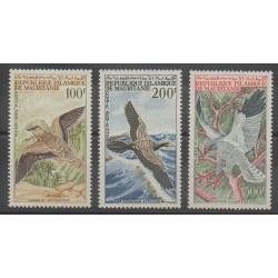 Mauritanie - 1964 - No PA34/PA36 - Oiseaux