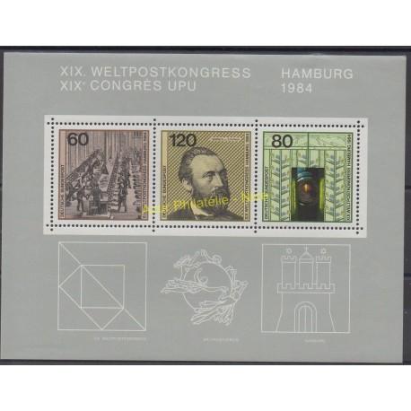 Allemagne occidentale (RFA) - 1984 - No BF 18- Célébrités
