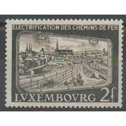 Luxembourg - 1956 - No 517 - Chemins de fer