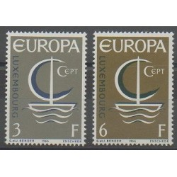 Luxembourg - 1966 - No 684/685 - Europa