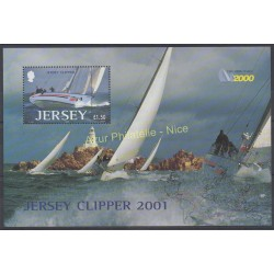 Jersey - 2001 - Nb BF 39 - Boats