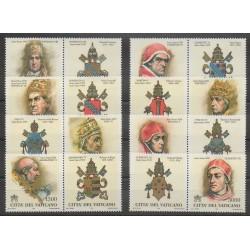 Vatican - 1998 - No 1096/1103 - Papauté