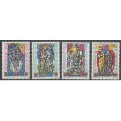 Vatican - 1994 - Nb 980/983