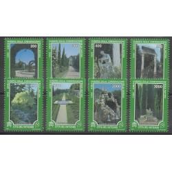 Vatican - 1995 - Nb 1007/1014 - Environment