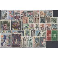 France - 1963 - No 1368/1403
