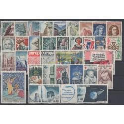 France - 1965 - Nb 1435/1467
