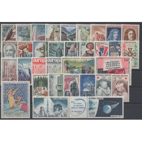 France - 1965 - No 1435/1467