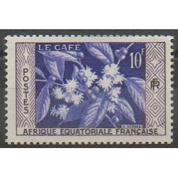 Afrique Equatoriale Française - 1956 - No 236 - Gastronomie