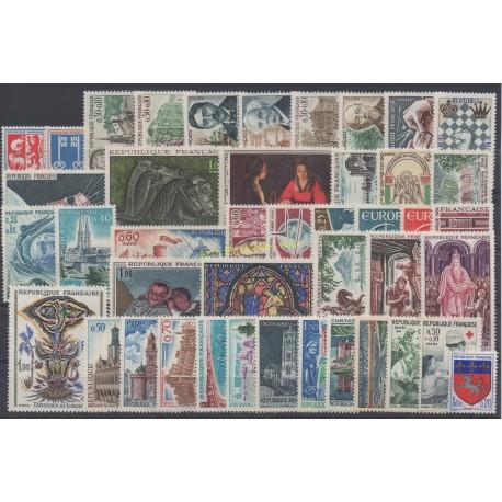 France - 1966 - No 1468/1510