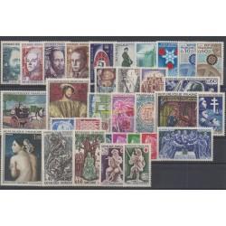 France - 1967 - Nb 1511/1541