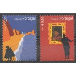 Portugal - 2004 - No 2802/2803 - Tourisme - Europa