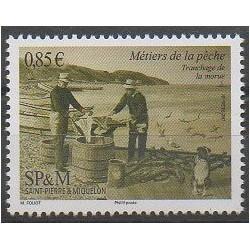 Saint-Pierre et Miquelon - 2017 - No 1183